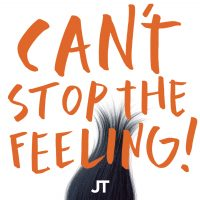 Artwork of CAN'T STOP THE FEELING!