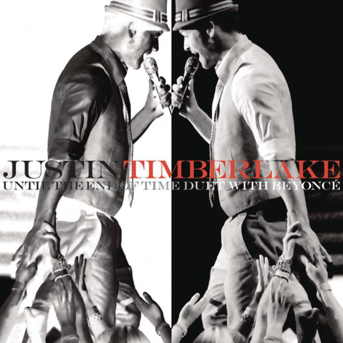 Artwork of Until the End of Time (duet with Beyoncé)