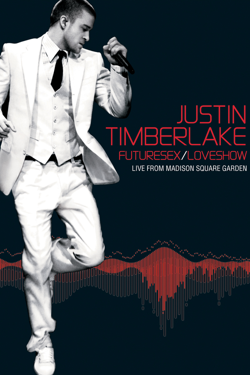 Artwork of FutureSex/LoveShow: Live From Madison Square Garden
