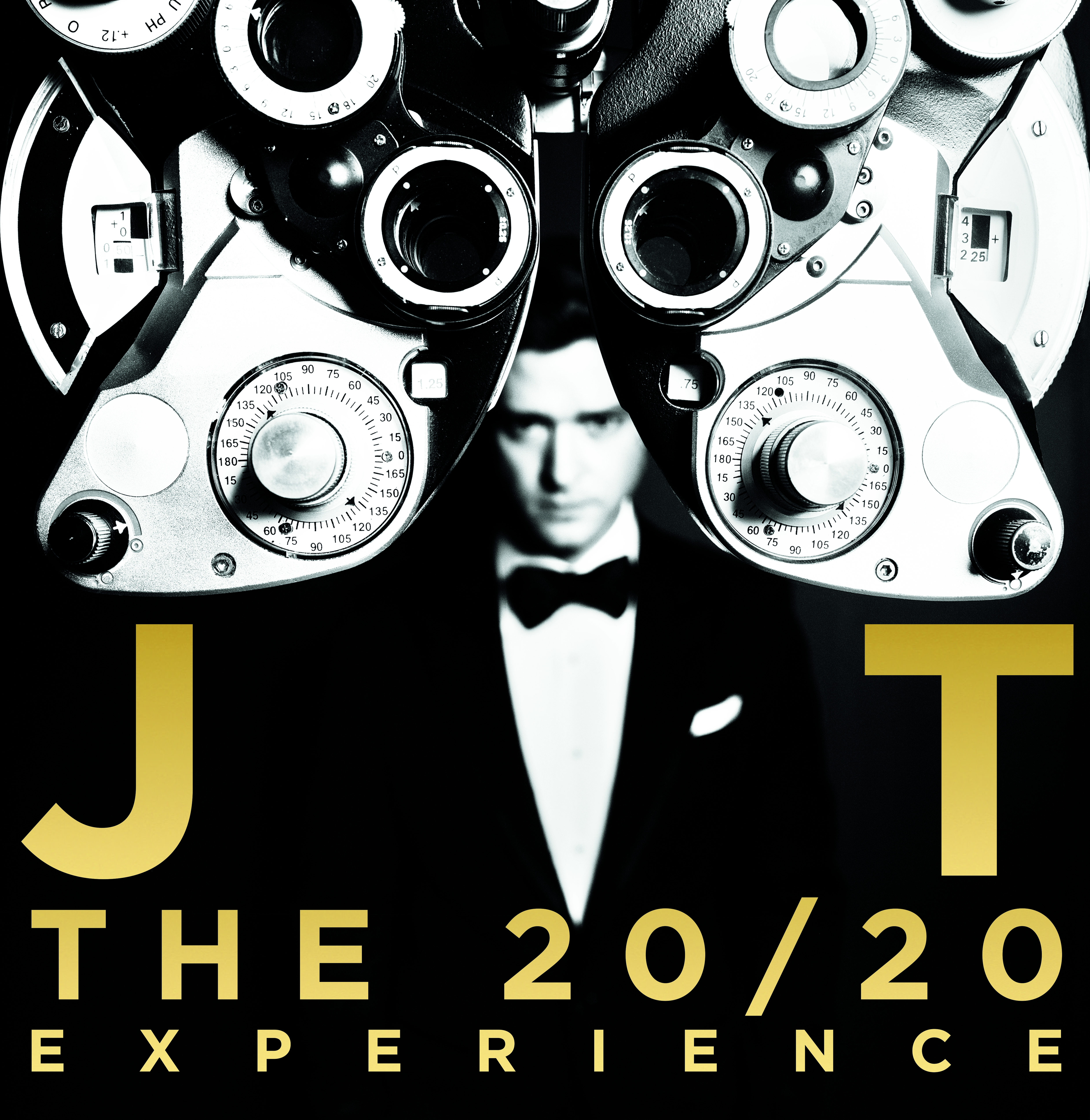 Artwork of The 20/20 Experience Deluxe Edition