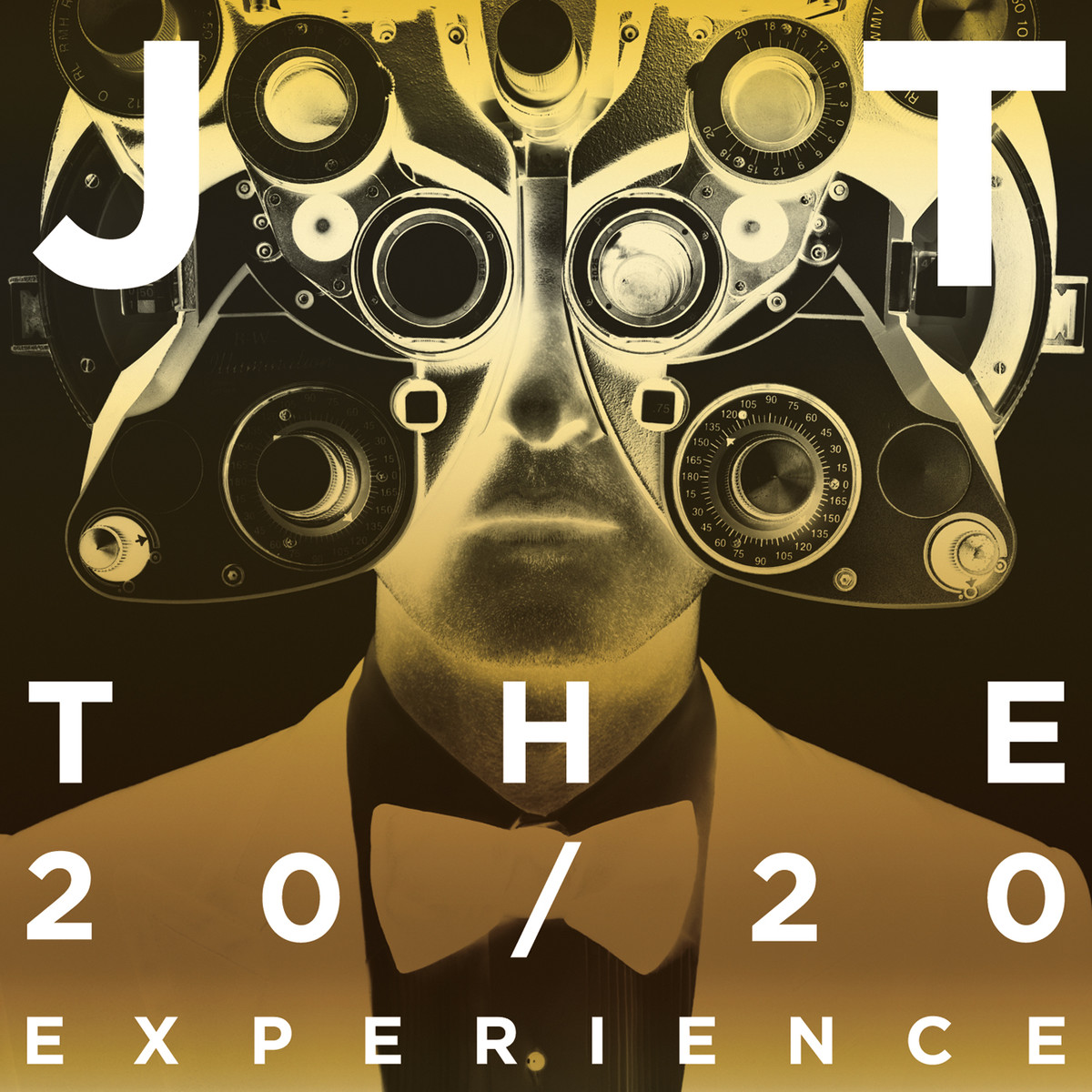 Artwork of The 20/20 Experience - The Complete Experience