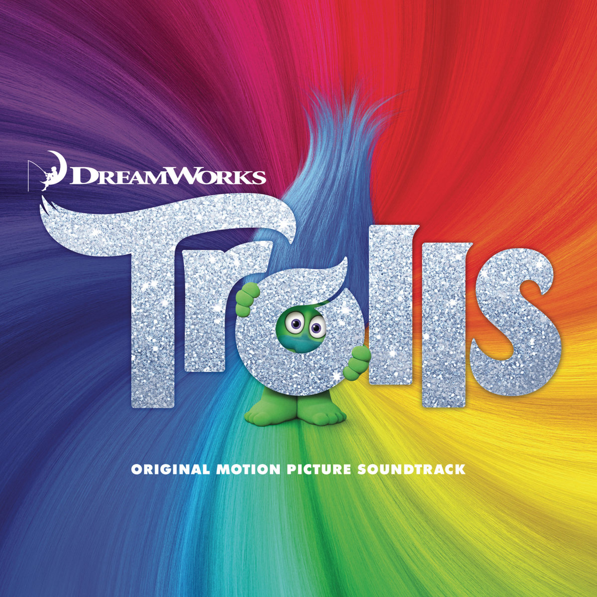 Artwork of Trolls: Original Motion Picture Soundtrack