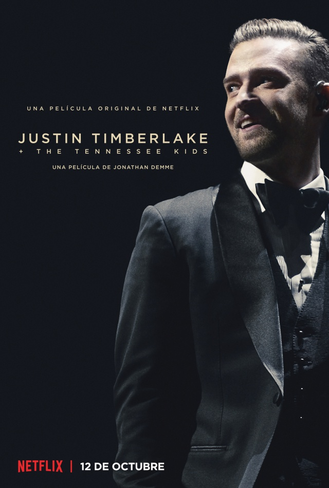 Artwork of Justin Timberlake + The Tennessee Kids