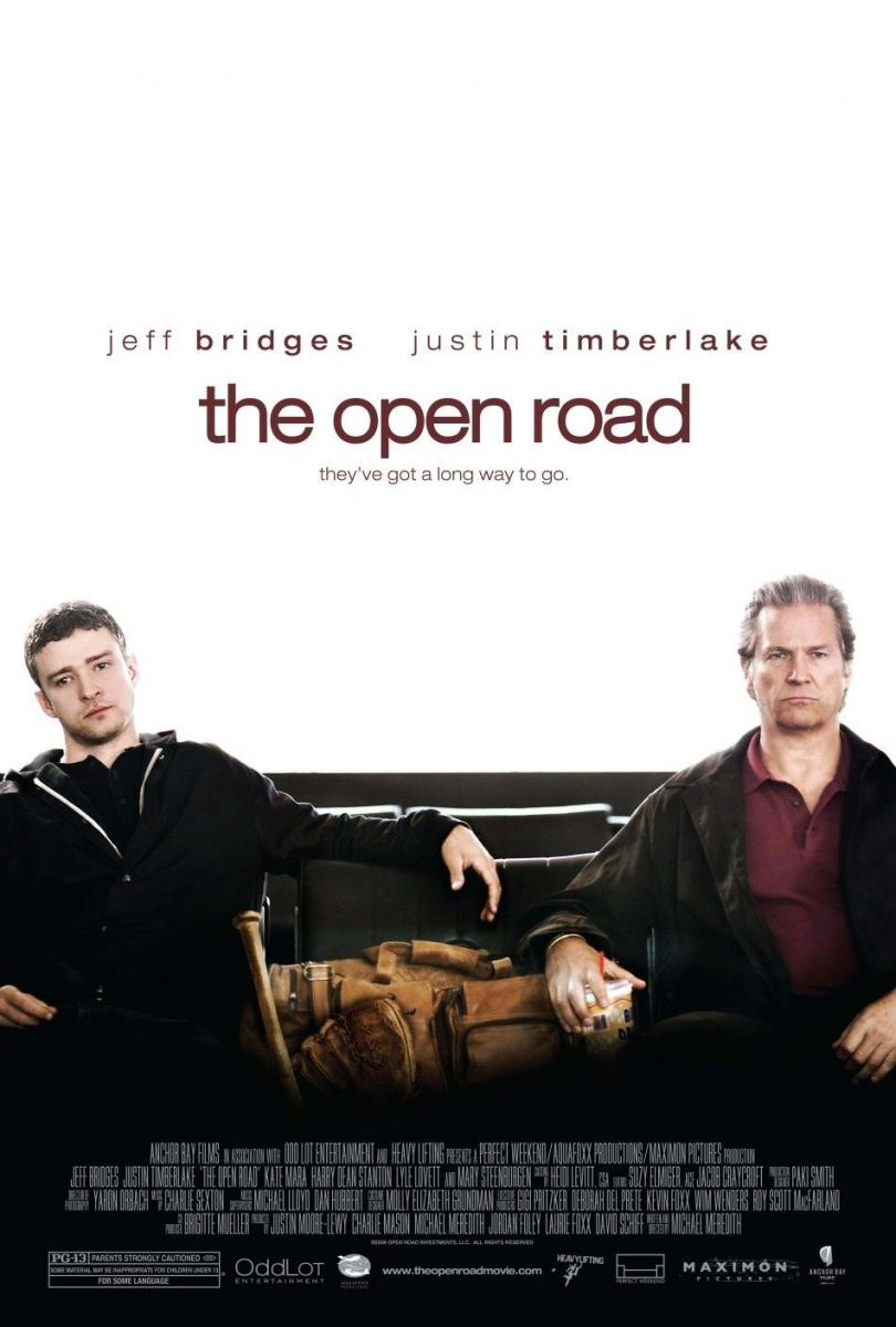 Artwork of The Open Road