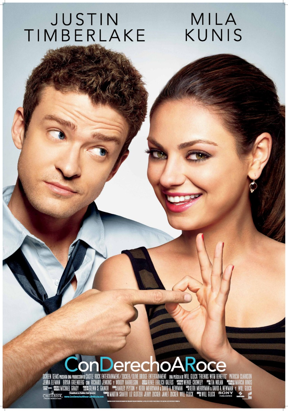 Artwork of Friends with Benefits